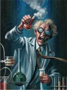 loucos por quimica