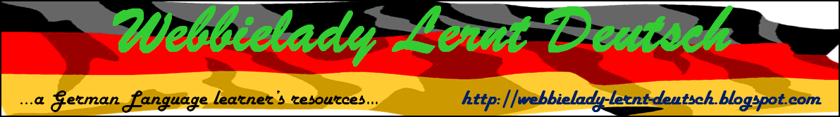 Webbielady Lernt Deutsch