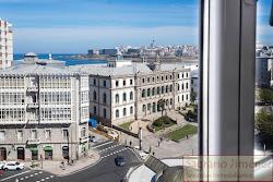 Piso con reforma de diseño en alquiler en Plaza de Pontevedra, amueblado, dos dormitorios. 995€