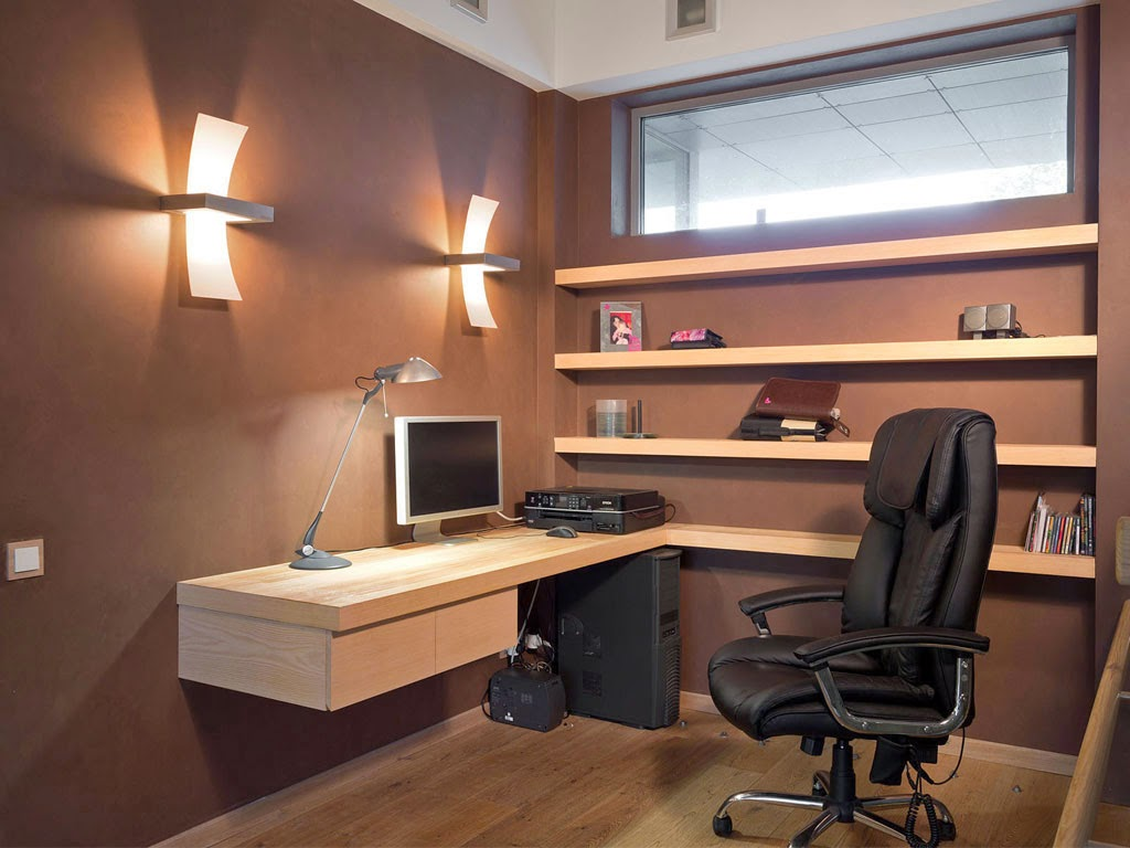Ideas para tu oficina en casa my cms for Ideas de oficinas