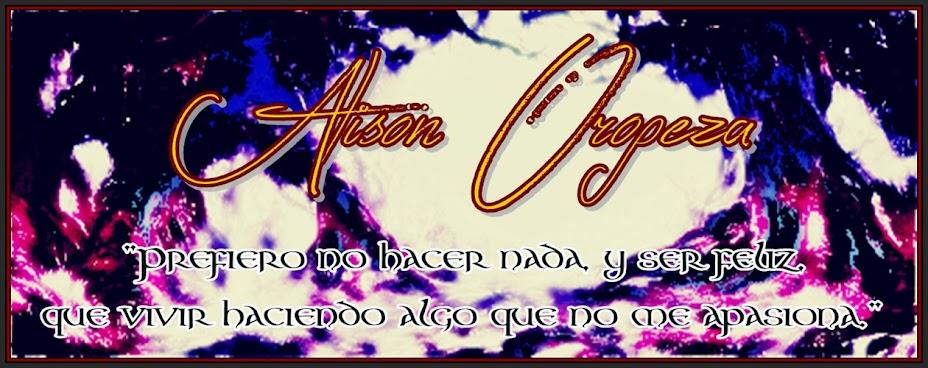 Alison Oropeza