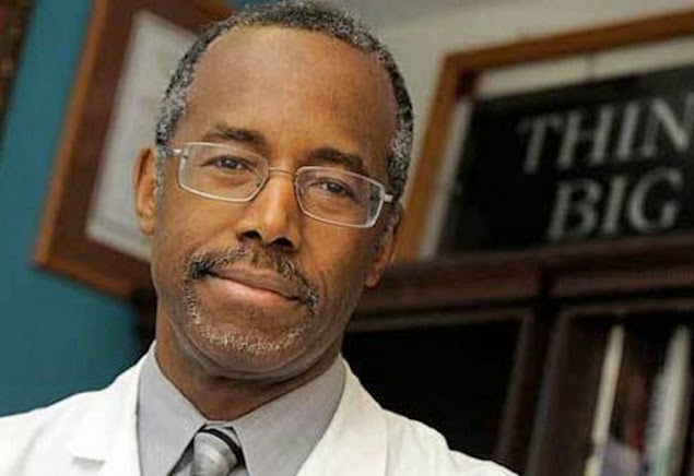Seventh-day Adventist Ben Carson Placed on 'Extremist' Watch List by SPLC
