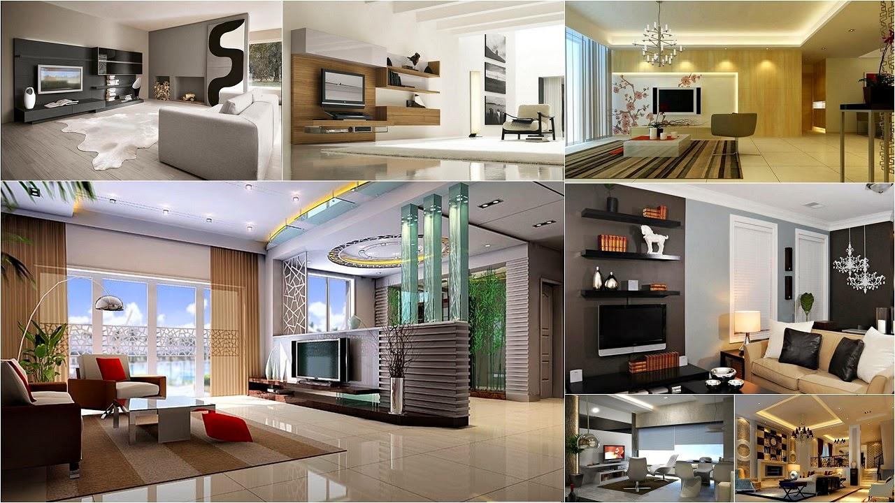 Plasma TV design ideas 2014