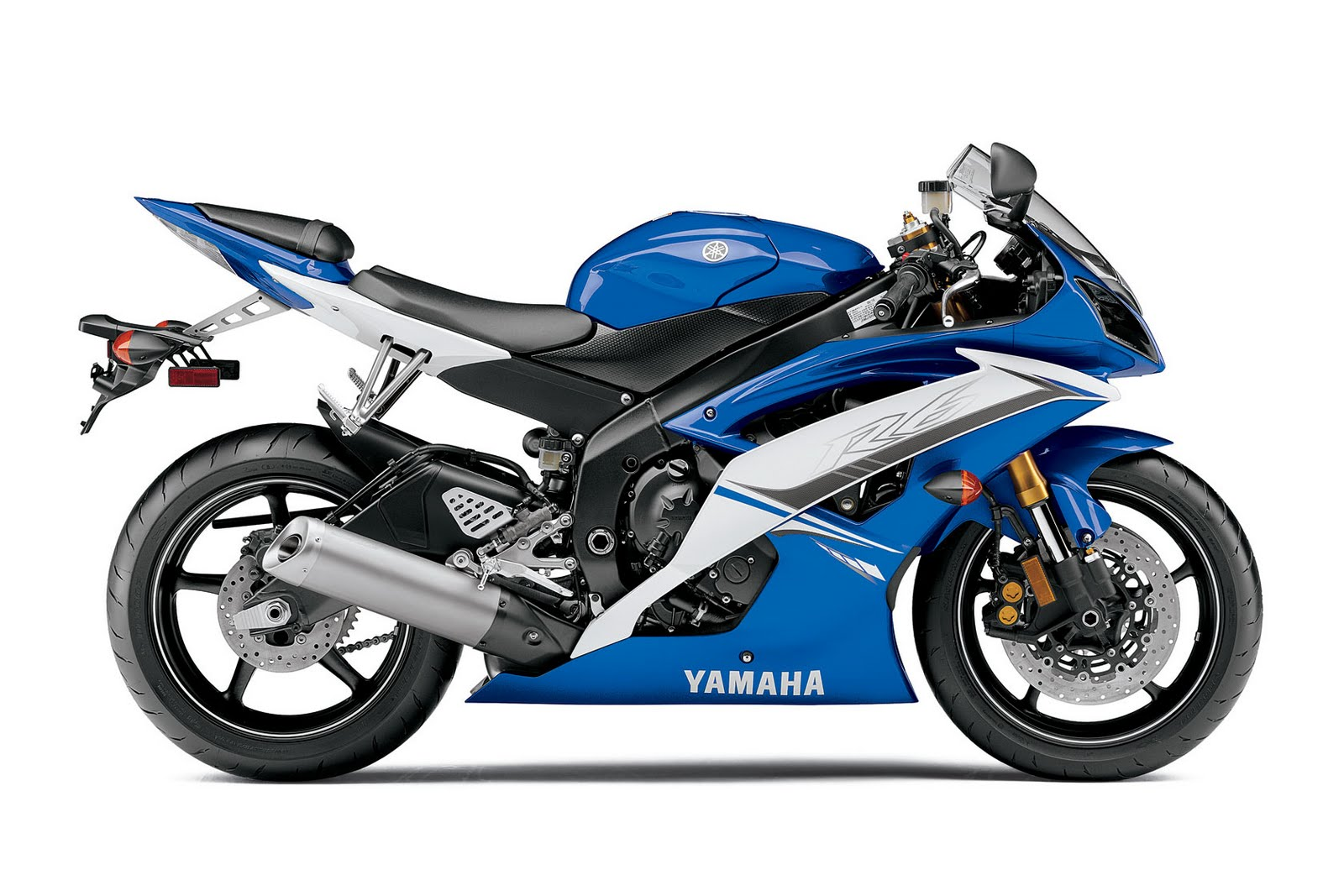The YZF-R6 is also distinguished as being the first production ...