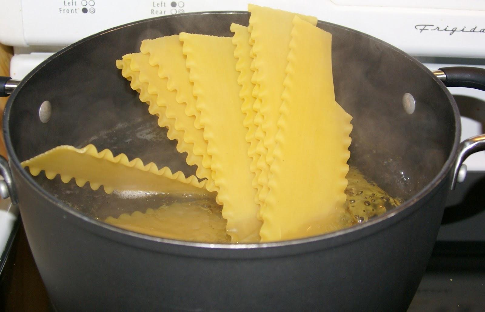 Тесто для лазаньи своими руками с фото