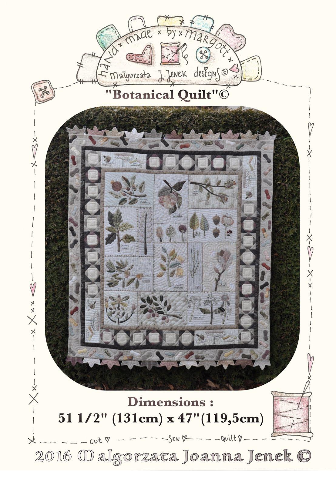 Botanical Quilt©
