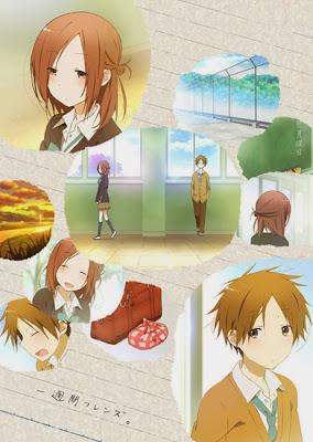 isshukan friends anime pv febrero
