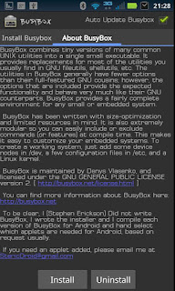 BusyBox 36 APK full for Android