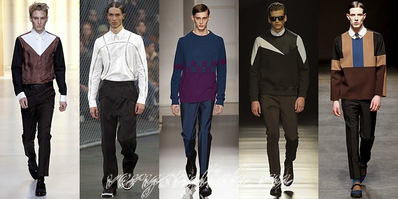 Fall 2015 Men's Business Fahion Trends