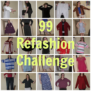 99 Refashion Challenge