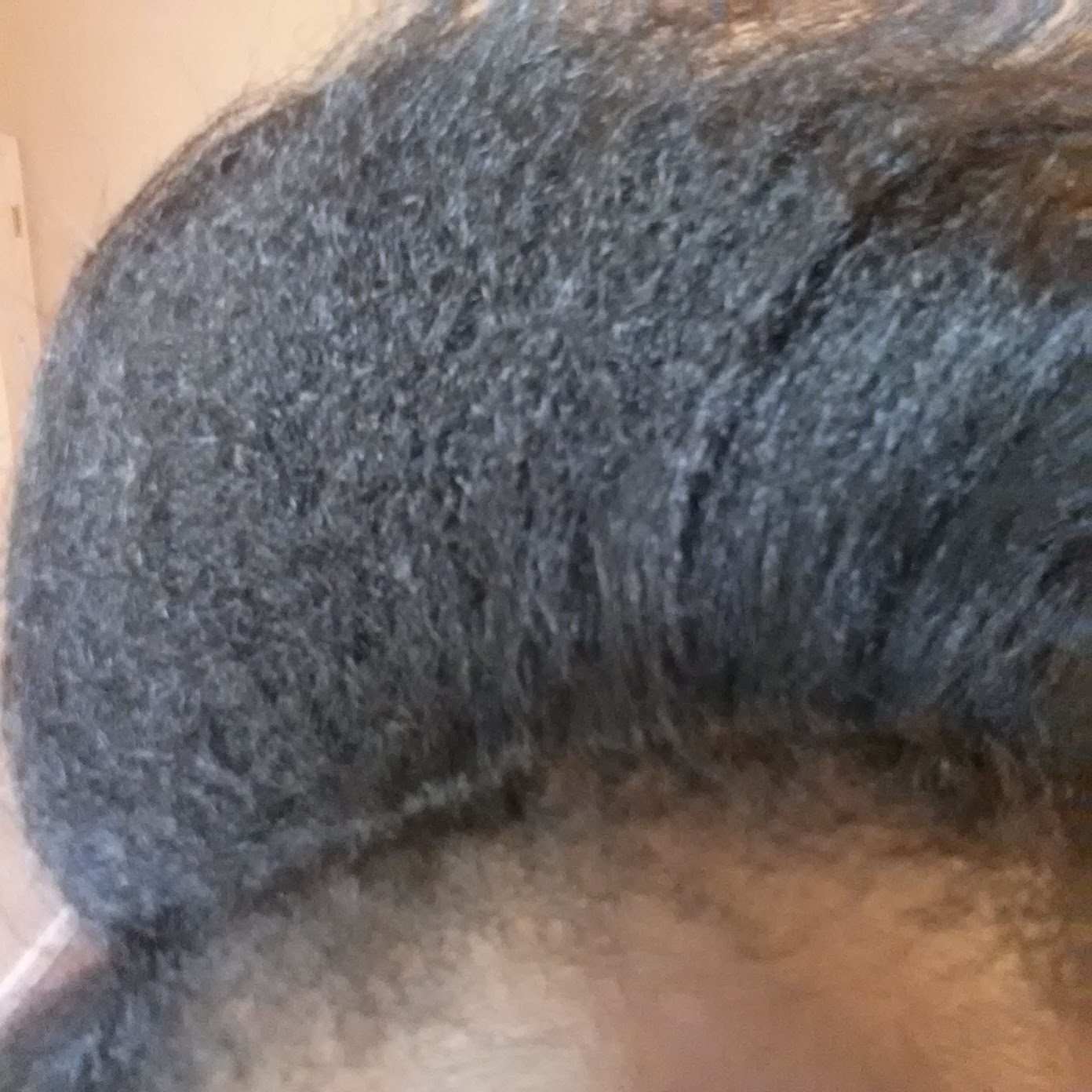 Texlaxing Natural Hair Before And After