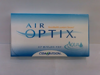 Harga Softlens Minus Air Optix di Optik Melawai