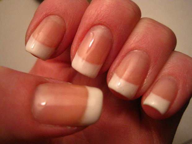 manicure ails shellac