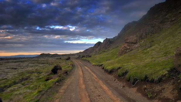 iceland and video