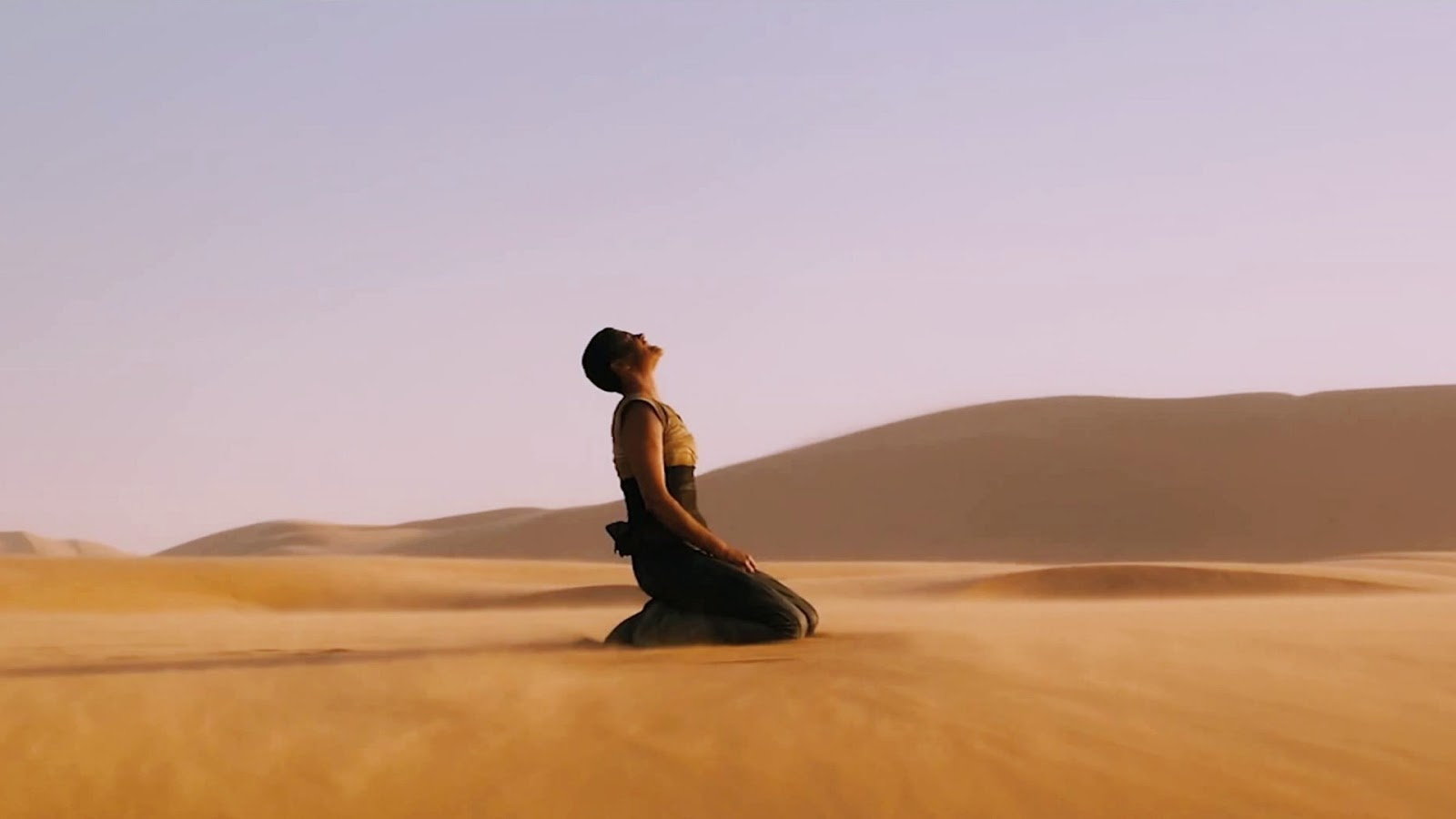 imperator furiosa in mad max fury road