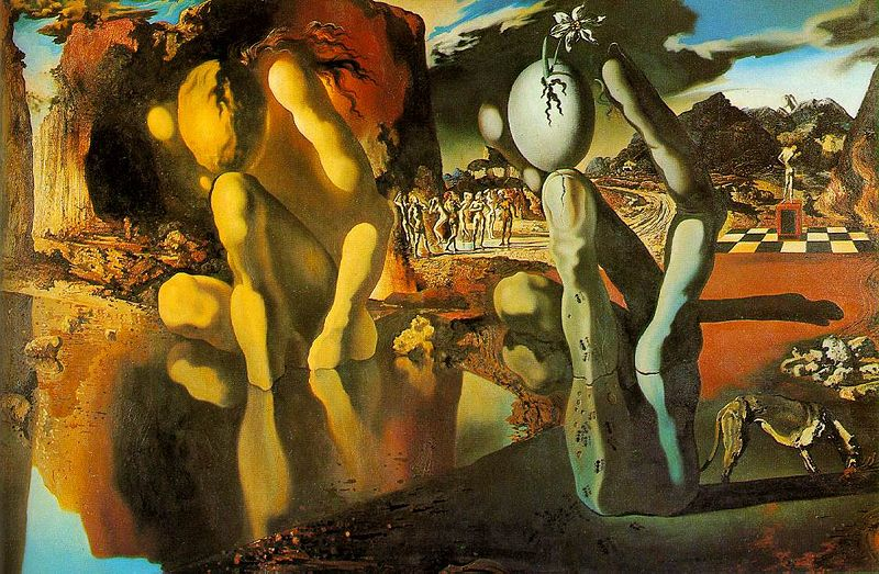 salvador dali wallpaper. dali wallpaper. maflynn