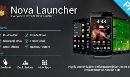 Nova Launcher Prime free