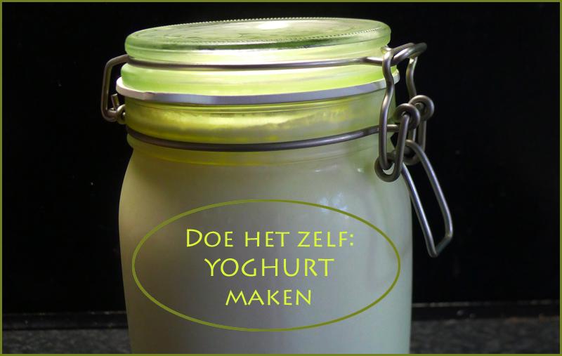 Uitbouw Keuken Doe Het Zelf : huis-tuin-en-keuken: C: Doe het zelf: Yoghurt maken.