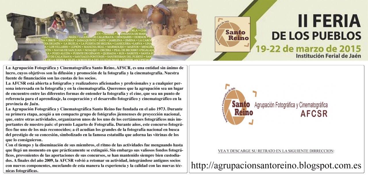 Galería FERIA DE LOS PUEBLOS