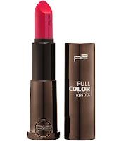 p2 Neuprodukte August 2015 - full color lipstick 150 - www.annitschkasblog.de