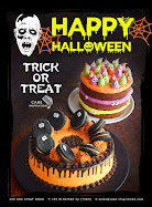 SPECIAL HALLOWEEN TREATS!