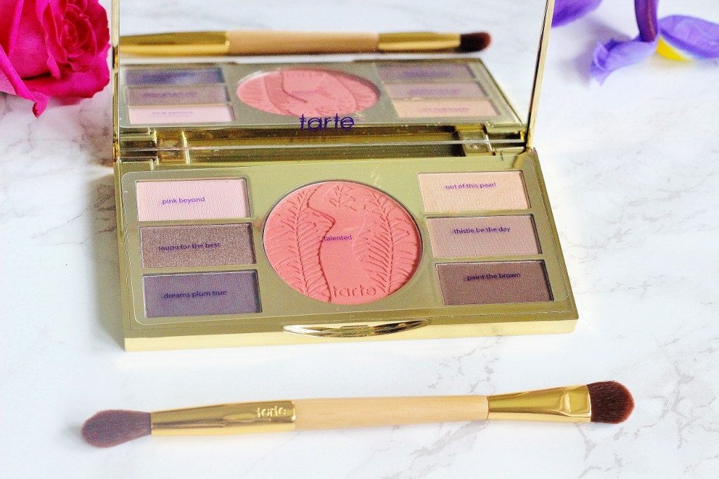 Tarte Miracles From The Amazon 4 Piece Collection (QVC) review and swatches