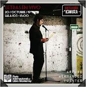 """*Próximo evento: """"Letras en vivo"""" desde la FIL Monterrey"""