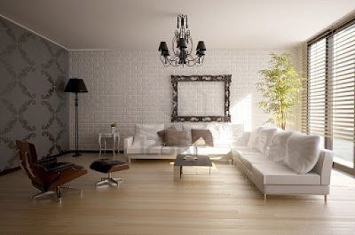 Contemporary Interior Design Living Room
