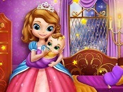 Sofia The First Little Sister