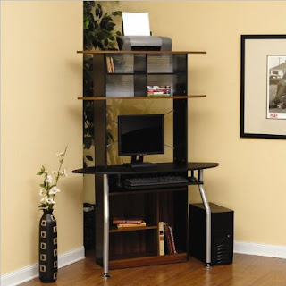Buy Small Corner Desk For Small Areas: Small Corner Desk With Hutch