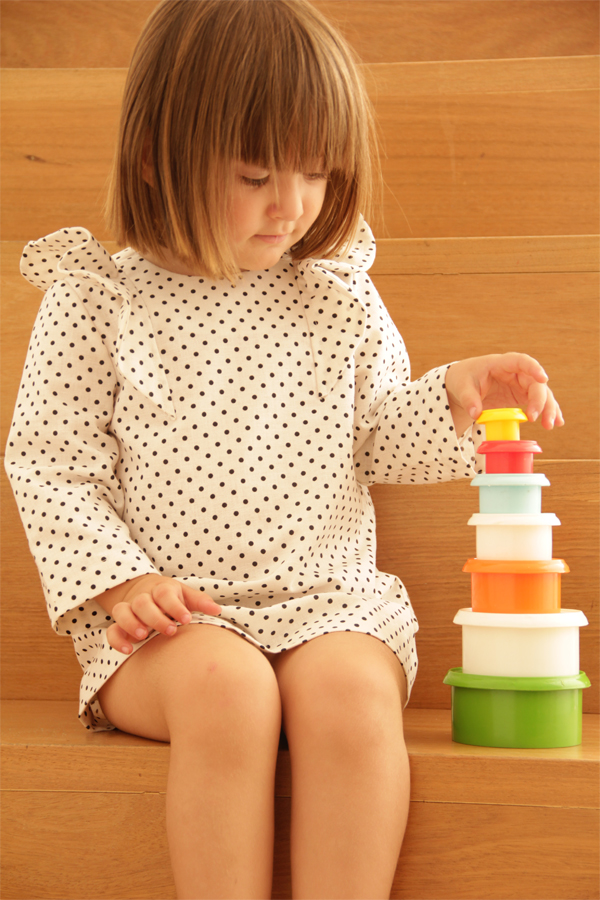 Moda Infantil Made In Spain, Made at Home: Motoreta