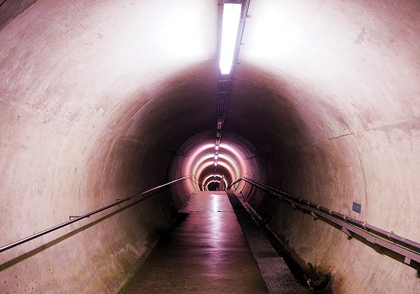 dam corridors