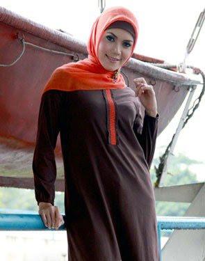 Model Baju Blus Muslim Zenitha 25 a
