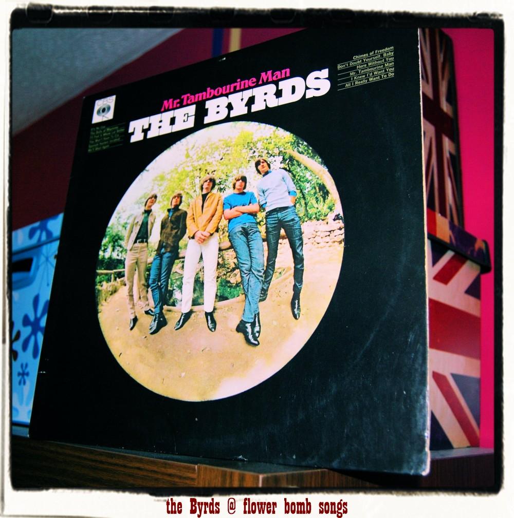 The Byrds Mr Tambourine Man