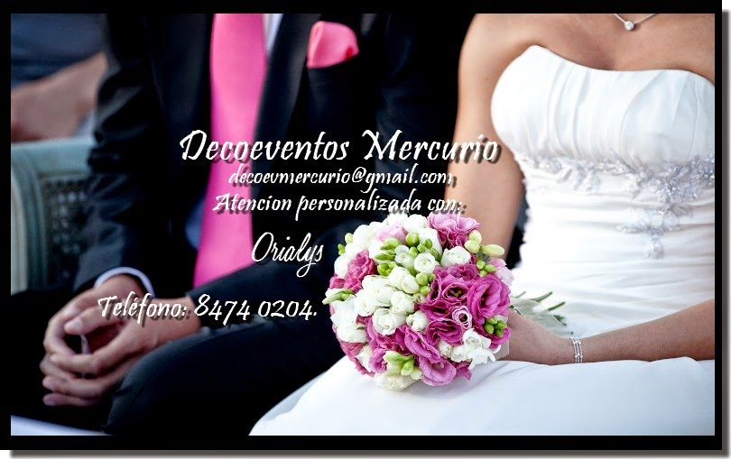 Decoeventos Mercurio