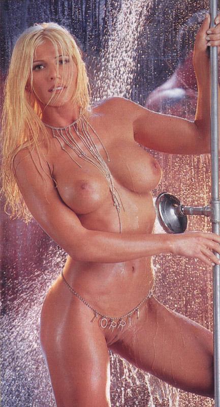 Pussy Naked Torrie Wilson