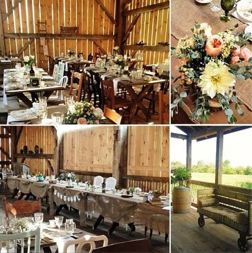 Barn wedding venues near rochester ny