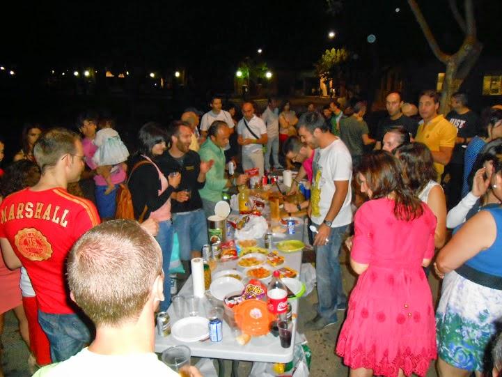 Pic-nic Carrera Piedrabuena 2014