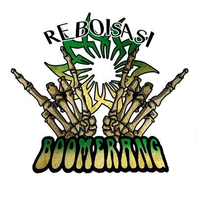Koleksi Gambar Sampul Keren Band Boomerang Reboisasi | Kumpulan kaset