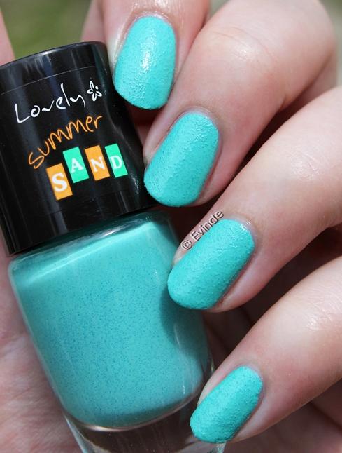lovely cosmetics summer sand nr 5