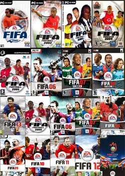 FIFA Collection  PC GAMES