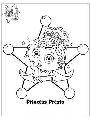 LAMINAS PARA COLOREAR - COLORING PAGES: Super Why para dibujar ...