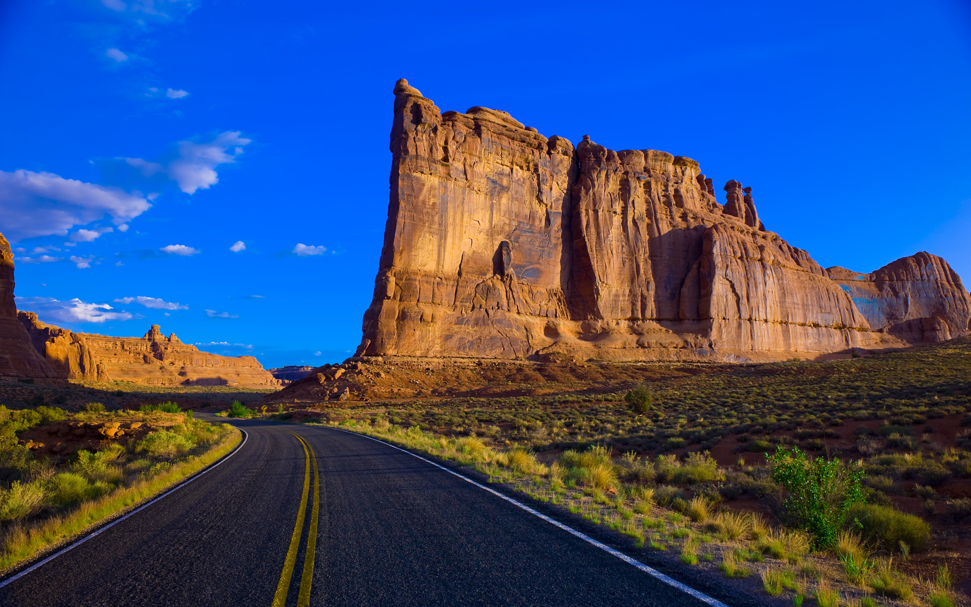 Windows 7 desktops usa road trip hd wallpapers Hd usa