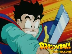 Dragon Ball Z capitulo 250