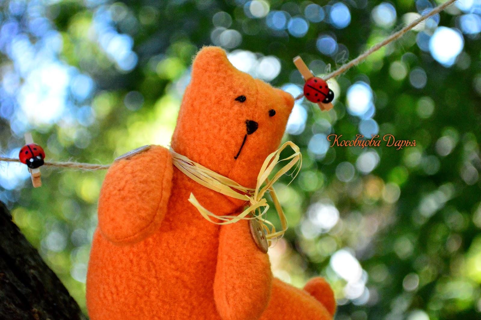 Рыжий кот ручной работы, котик, кот Tilda, оранжевый кот, ручная работа, игрушки Киев