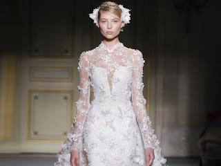haute couture soie dentelle mariage