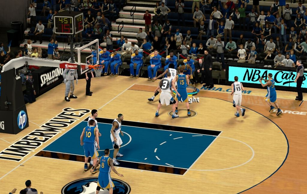 NBA Live 08 Free Download for PC | FullGamesforPC