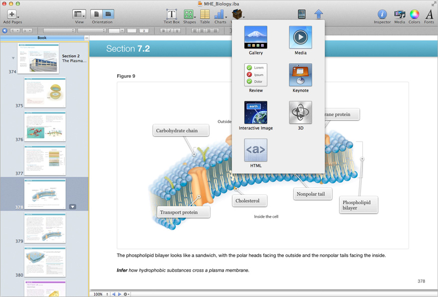 Add widgets. Add interest. ibooks textbooks on ipad.jpg