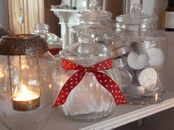 Jars &amp; Votives