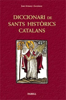 <i>Diccionari de sants histrics catalans</i> de Joan Arimany